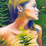 julie in the ferns
