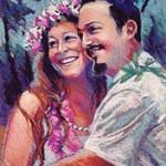 Wedding on Kauai